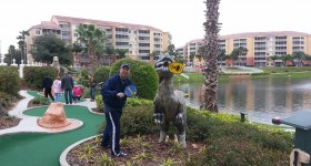 Westgate Resorts — Elephants, Swans, T-Rex and, You Guessed it, Pickleball!
