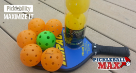 Pickleball Outdoor Balls, Indoor Balls and USAPA Amended Rules