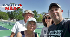Pickleball — Fun for the Whole Family!