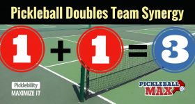Pickleball Doubles Partnerships — What Makes a Great Doubles Team on the Pickleball Court?