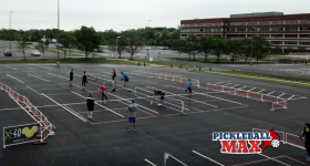 Pickleball Company Challenge — the Inaugural Event