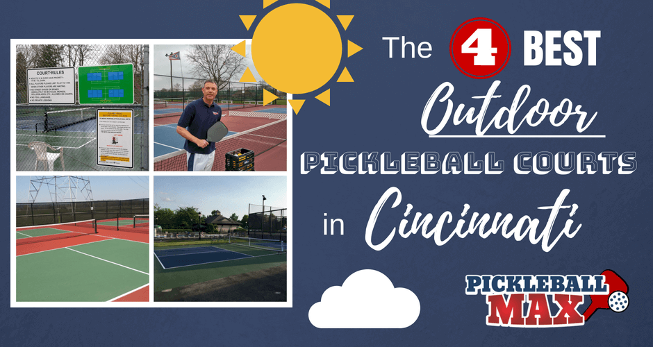 outdoor pickleball courts cincinnati