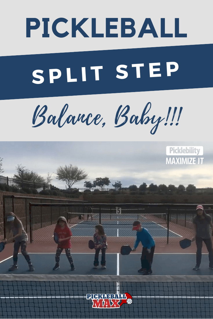 pickleball split step