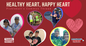 Healthy Heart, Happy Heart — Pickleball's Common Thread