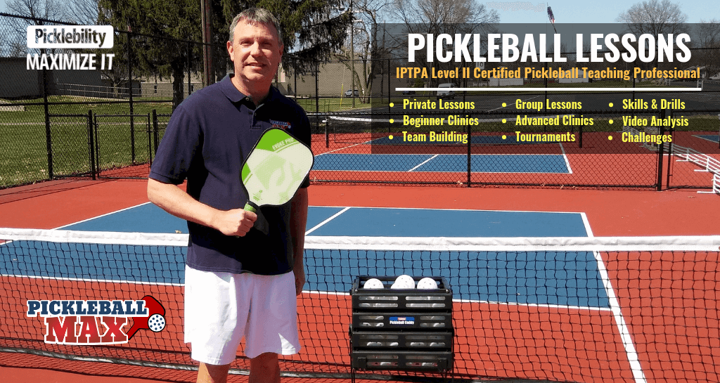 Pickleball Lessons Cincinnati