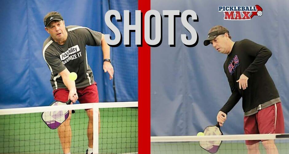 pickleball shots