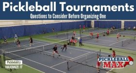 pickleball tournaments