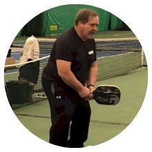 Art Pickleball Lesson Testimonial