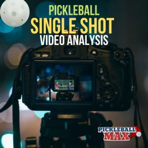 Pickleball Single Shot Video Analysis