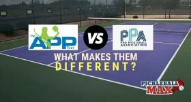 APP vs PPA Pickleball Tour