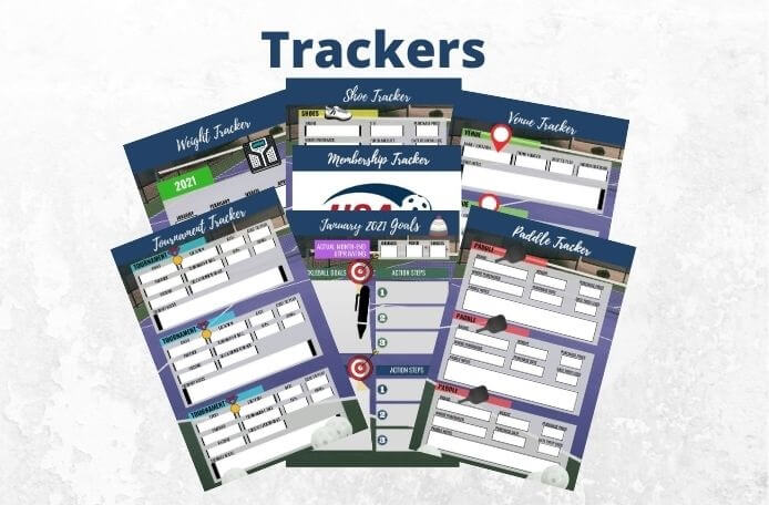 pickleball trackers