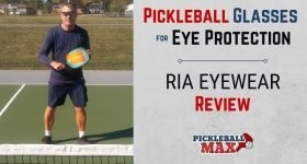 pickleball glasses