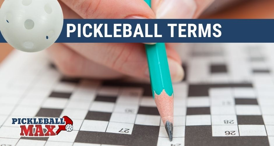pickleball terms