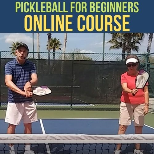 Pickleball for Beginners - Online Course