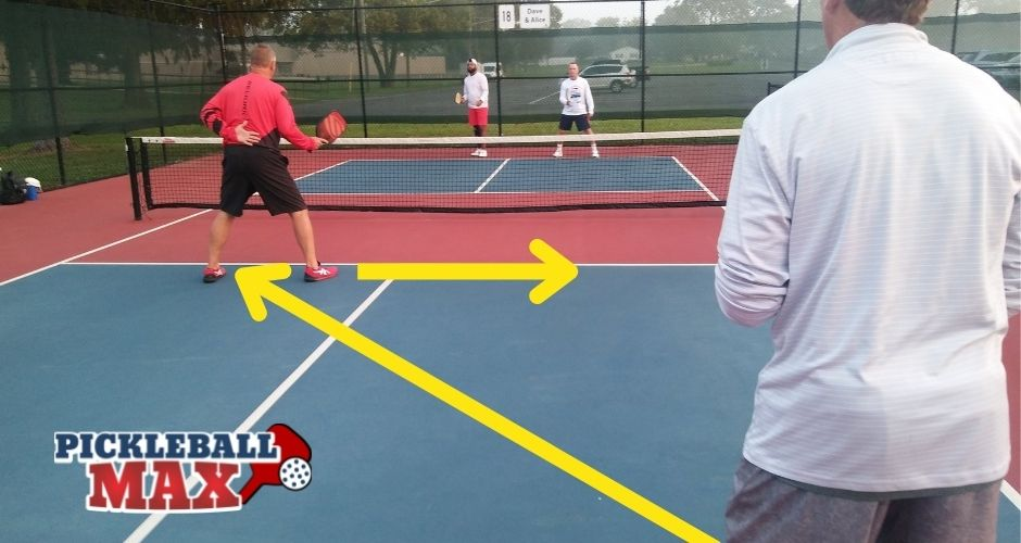 Pickleball How to Switch